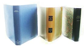 Bøger i modlys
