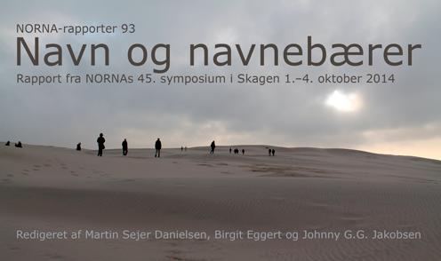 NORNA-rapporter 93